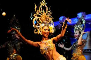 Moo Moo cabaret show in Khao Lak is fun for an evening's entertainment