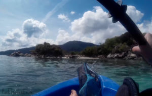 Koh Lipe snorkeling... just jump in a kayak and paddle to a nearby island