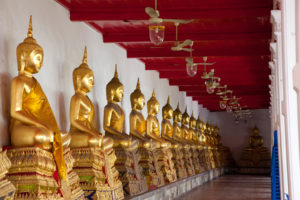 Wat Mahathat, the Temple of the Great Relic
