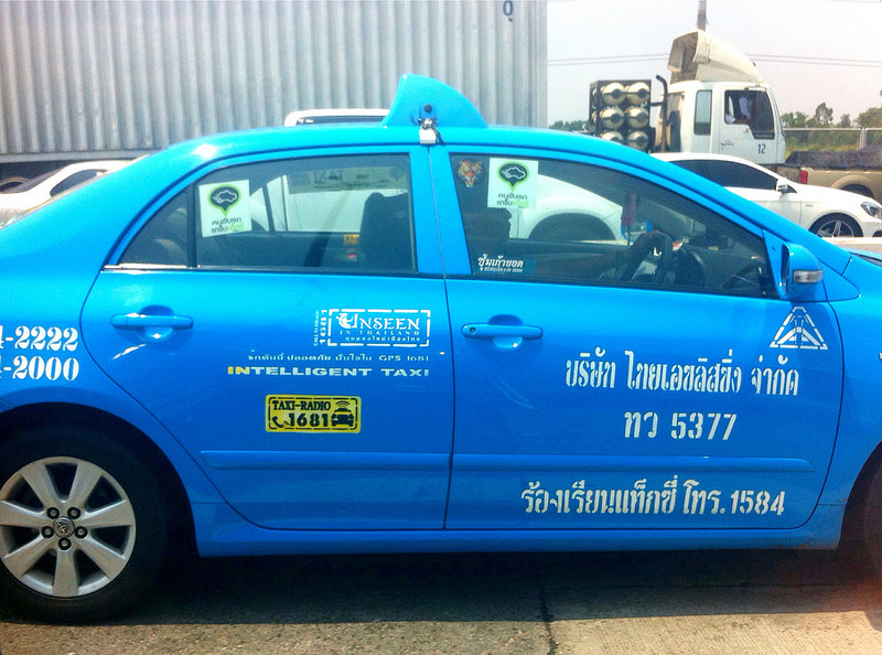 Thailand taxi fares could increase by five per cent by the end of 2016