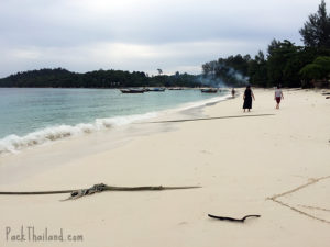Relax on Koh Lipe's Pattaya Beach for the day