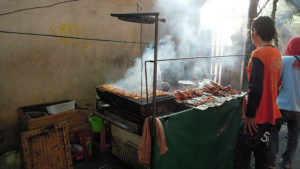 Street food in Bangkok is not the kind of mystical culinary Mecca people talk about
