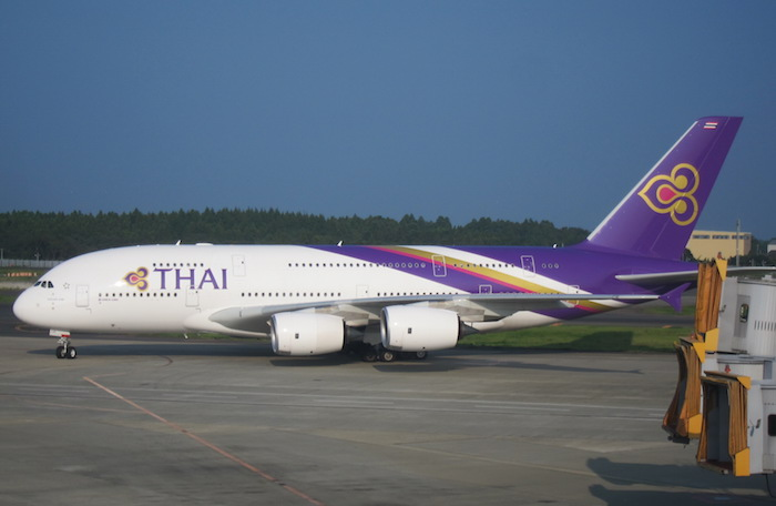 Thai Airways has been ranked 57th in the world